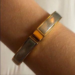 JCrew Two Toned bracelet